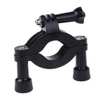 M20 Bike Handlebar Seatpost Pole Mount Holder for GoPro Hero 2 / 3 / 3+ / 4 - Black