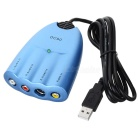 USB 2.0 Digital Video Capture Creator Adapter Card (PAL/NTSC)