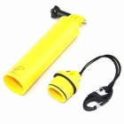 HGYBEST Floating Grip Handle Mount Accessory for GoPro Hero 4 / 1 / 2 / 3 / 3+ / SJ4000 - Yellow