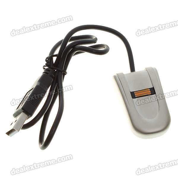 Portable USB Personal Digital Fingerprint Biometric Reader