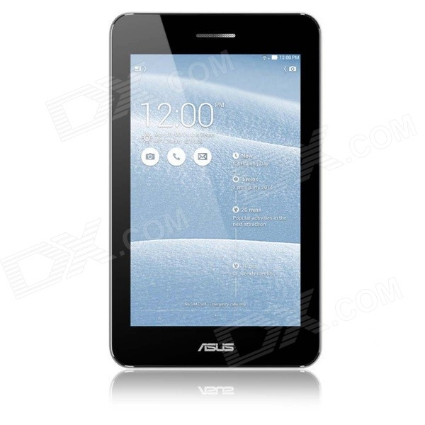 ASUS PadFone Mini 2-in-1 4 Phone + 7 Tablet PC w/ Android 4.2 Dual-core WCDMA 8GB ROM, WiFi, GPS steven rice m 1 001 series 7 exam practice questions for dummies