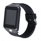 "Aoluguya W9 1.54"" Bluetooth V4.0 Smart Watch Phone w/ Remote Shutter Release - Gray"
