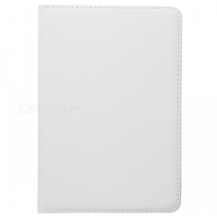 360 Degree Rotating Flip Case Cover Swivel Stand for IPAD MINI 3 / 2 / 1 - White аксессуар защитное стекло samsung g925f galaxy s6 edge caseguru 3d 0 33mm white