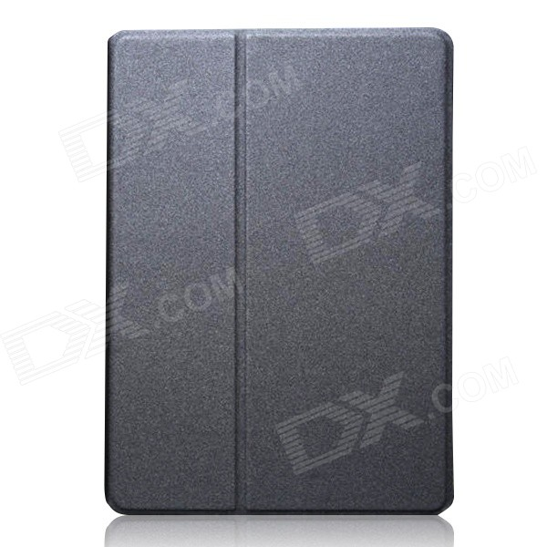Mr.northjoe Protective PU Leather Case Cover w/ Stand + Auto Sleep for IPAD AIR 2 - Gray