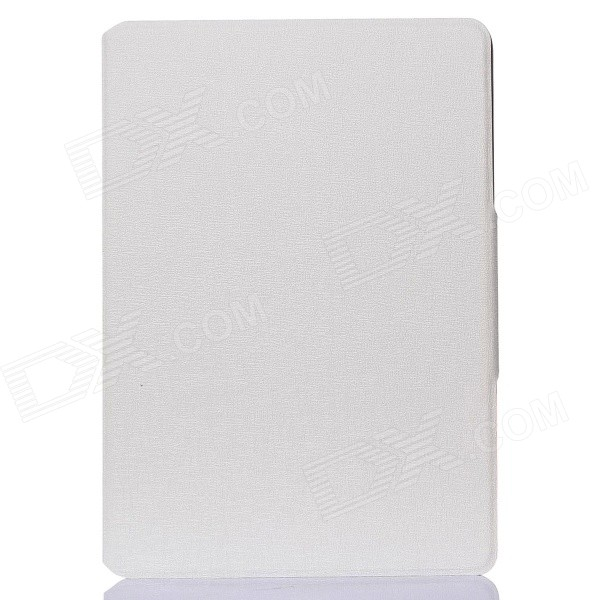 Mr.northjoe Protective PU Leather Case Cover w/ Stand + Auto Sleep for IPAD AIR 2 - White