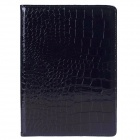 Mr.northjoe 360' Rotating Protective PU Leather Case w/ Stand + Auto Sleep for IPAD AIR 2 - Black