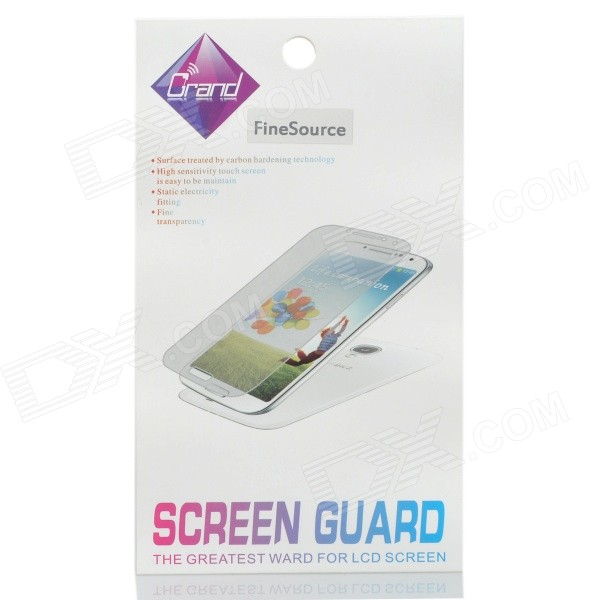 FineSource I6 GQ Protective Clear PET Screen Guard Film Set for IPHONE 6 4.7
