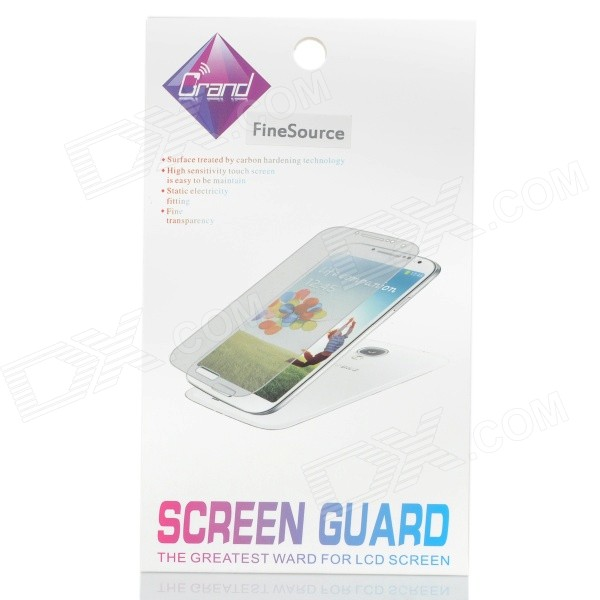 FineSource Protective PET Clear Screen Guard Set for Samsung Galaxy Note 4