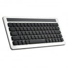 Rapoo KX 5GHz Wireless Mechanical Yellow-Axis 66-Key Keyboard w/ 2-Mode Backlit, Multimedia Key