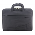 "SENDIWEI S-314W Multi-functional Ultra-thin Stylish Nylon Handbag for 14"" Notebook Laptop - Black"