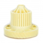 PC Motor Gear for Ricoh 3045 - White + Yellow