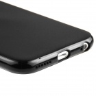 "Hat-Prince Protective TPU Soft Back Case for IPHONE 6 4.7"" - Black"