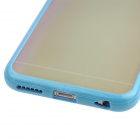 "Protective Matte TPU Back Case for IPHONE 6 4.7"" - Light Blue"