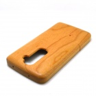 Retro Protective Cherry Wood Back Case for LG G2 - Wood