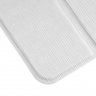 Hat-prince Protective 3-Fold Ultra-thin Case w/ Holder for Samsung Galaxy Tab S 10.5 T800 - White