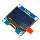 "1.3"" OLED White Display Module for Arduino - Deep Blue"