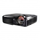 Zeco Short Focus DLP High Definition Home Mini Projector Supports HDMI /VGA - Black