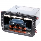 "8401A 8"" Android 4.2.2 Dual-din Car DVD Player for Volkswagen - Silver + Black"