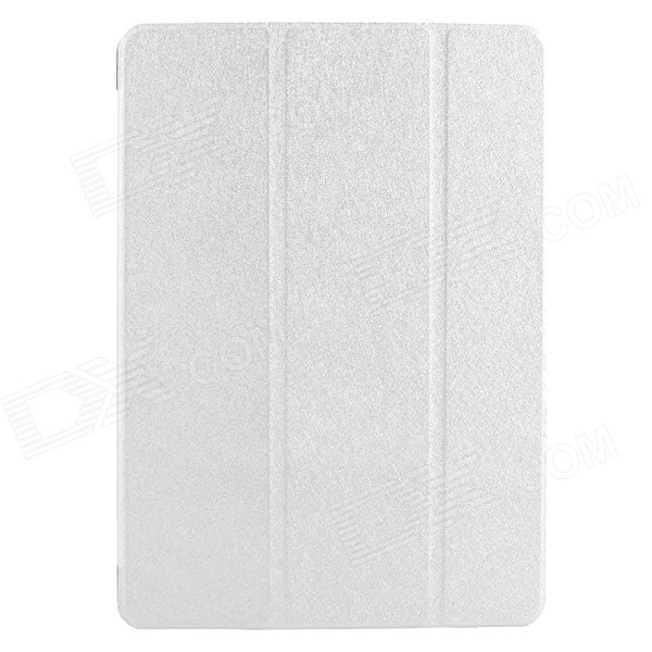 Mr.northjoe Protective PU Leather Case w/ Stand / Auto Sleep for IPAD AIR 2 - White