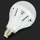 E27 12W 720lm 45-SMD 2835 LED Cold White Light Bulb - White (170~260V)