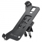 Car Air Conditioner Vent Mount Holder for Samsung Galaxy Note 4 / N9100 - Black