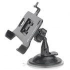 G-Tube Car Mount Holder w / Ventosa para Samsung Galaxy Note 4 / N9100 - Negro