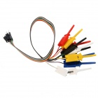 Elecfreaks E00476 FR4 10Pin Test Cable - Multicolored (350mm)