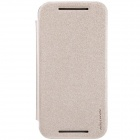 NILLKIN Star Series Protective PU Leather Case for MOTO G2 - Champagne Gold