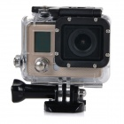 "F42 Water Resistant Anti-Shake 0.7"" LCD 1080P HD Sports Camera Camcorder w/ WiFi / Wireless Control"
