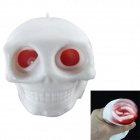 Hallowmas Halloween Scary Horrible Skull Trick Toy - White