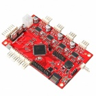 Geeetech Reprap Printrboard Atmel AT90USB1286 Microcontroller Board - Red