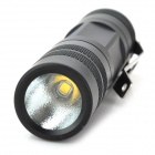 Convoy S5 925lm 2-Group 3/5-Mode White LED Flashlight w/ Cree XM-L2 T5-5B - Black (1 x 18650)