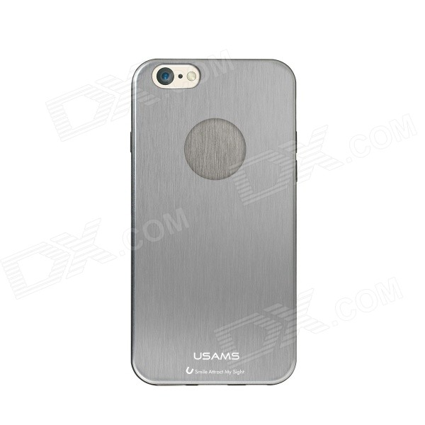 USAMS IP6JS02 Protective TPU Back Case for IPHONE 6 - Silver sense and sensibility