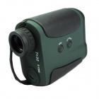 Hand-Held 7 x32 Laser Rangefinder / Ranging Telescope - Black + Green (5~1200m)