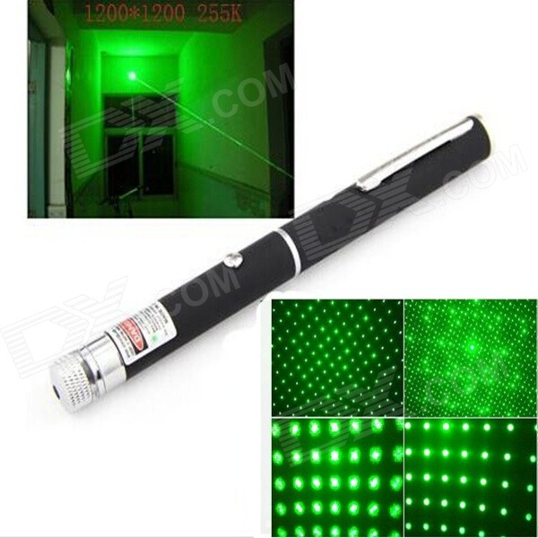 UItraFire 5mw 532nm Dual Spot Modes Green Light Laser Pointer Pen - Black + Silver (2 x AAA) laser freckle removal machine skin mole removal dark spot remover for face wart tag tattoo remaval pen salon home beauty care