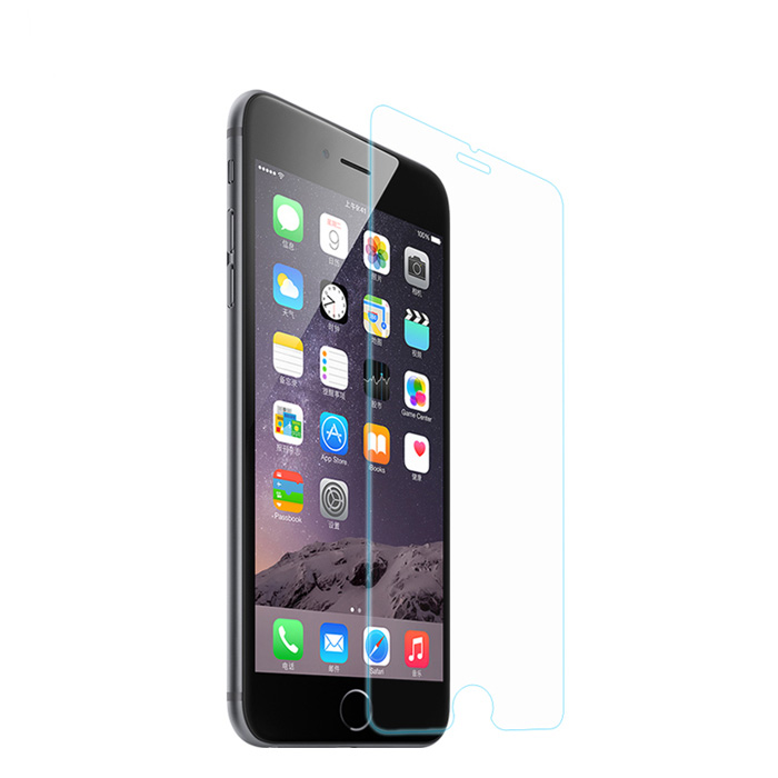 Baseus 0.2mm Tempered Glass Screen Protector for IPHONE 6 PLUS - Transparent baseus 0 33mm tempered glass screen protector for iphone 6 plus transparent