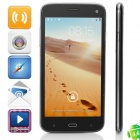 "ZUNYI Z11 MTK6582 Quad-Core Android 4.2.2 WCDMA Phone w/ 5.0"" IPS QHD, 8GB ROM, GPS, Wi-Fi - Black"
