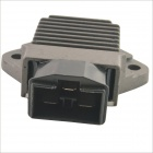YHC-SH603-12 Motorbike Motorcycle Voltage Rectifier Regulator Spare Part for Honda - Dark Grey