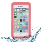 "6-Meter Underwater Protective Waterproof Case for IPHONE 6 PLUS 5.5"" - Pink + Transparent"
