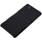 NILLKIN Matte Protective PC Back Cover Case for Sony Xperia Z3 Compact  - Black