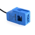 HJ SCT013 AC Current Sensor Split Core Current Transformer - Blue