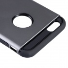 "Slim Armor Style Protective PC + Silicone Back Case for IPHONE 6 Plus 5.5"" - Gray"