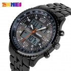 SKMEI 1032 Men's Sports Zinc Alloy Digital + Analog Wrist Watch