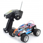 Nansheng 8808A 1.20 Skala 3-CH 27MHz High Speed ​​R / C Geländewagen - Blau + Schwarz + Multi-Color