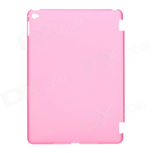Protective Matte Translucent Plastic Back Case for IPAD AIR 2 - Deep Pink practical student centered learning facilitation