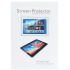 Scratchproof Fingerprint-Proof PET Screen Protector - Transparent