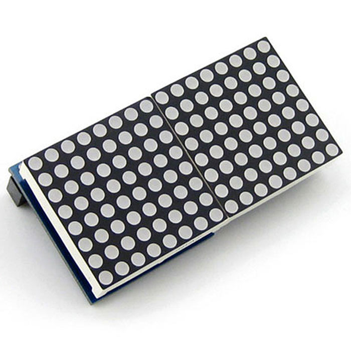 Waveshare 8 x 8 Red Dot Matrix LED Module for Raspberry Pi B / B + - Black + White + GreenRaspberry Pi<br>Form  ColorBlack + White + Multi-ColoredBrandWareshareModelN/AQuantity1 DX.PCM.Model.AttributeModel.UnitMaterialLED + PCBEnglish Manual / SpecNoDownload Link   http://www.waveshare.net/wiki/RPi_LED_MatrixPacking List1 x Module<br>