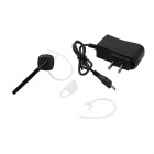 Universal Bluetooth V4.0 In-Ear Style Headset m / Stemmeskive / Prompt - Svart