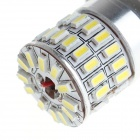 HJ T10 3.5W 350lm 6000K 3014 SMD LED White Light Car Signal Light / Door Lamp (DC 12~24V / 2PCS)