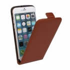 "Business Style Protective Top Flip-Open Case Cover for IPHONE 6 4.7"" - Brown"